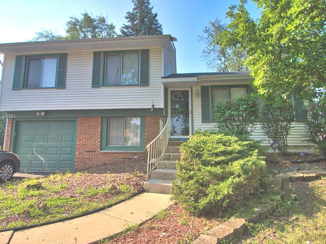 5761 Allemong Drive, Matteson, IL 60443 (MLS #10120217) :: Angela Walker Homes Real Estate Group