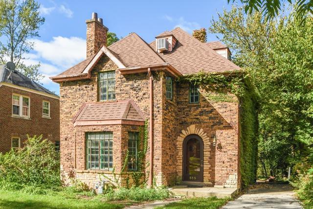 818 Argyle Avenue, Flossmoor, IL 60422 (MLS #10120520) :: Leigh Marcus | @properties