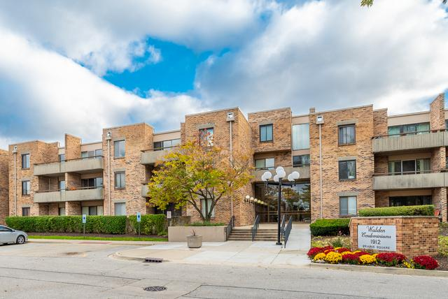 1912 Prairie Square #118, Schaumburg, IL 60173 (MLS #10120637) :: Baz Realty Network | Keller Williams Preferred Realty