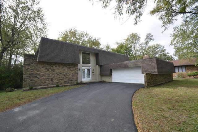 3012 Alexander Crescent, Flossmoor, IL 60422 (MLS #10121223) :: Leigh Marcus | @properties