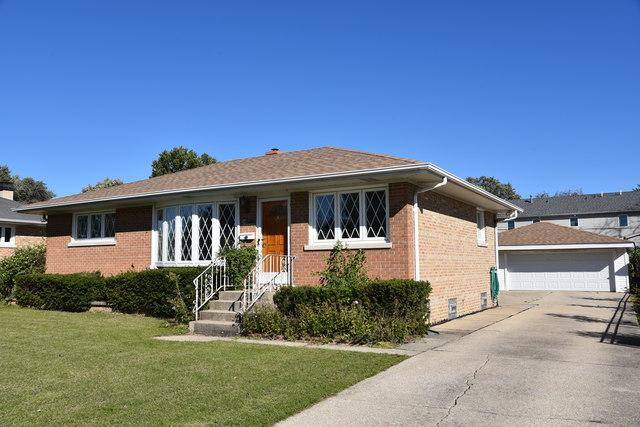 4925 N Crescent Avenue, Norridge, IL 60706 (MLS #10121427) :: Ani Real Estate