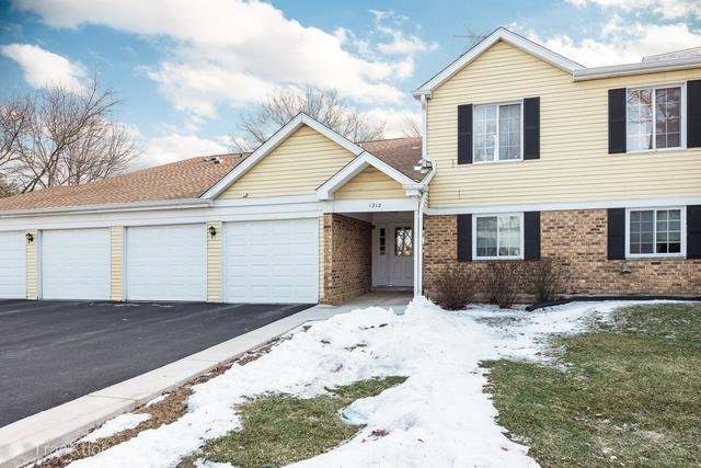 1212 Williamsport Drive 33-1, Westmont, IL 60559 (MLS #10121566) :: The Mattz Mega Group