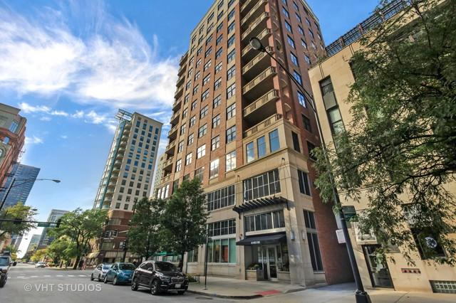 30 W Erie Street #1001, Chicago, IL 60654 (MLS #10121589) :: Property Consultants Realty