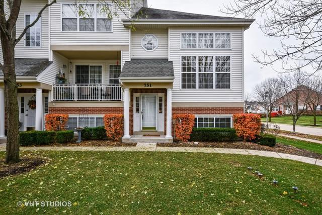 751 Pheasant Trail #751, St. Charles, IL 60174 (MLS #10121861) :: Baz Realty Network   Keller Williams Preferred Realty
