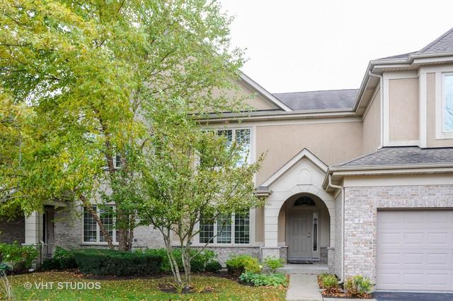 5 Beaconsfield Court #5, Lincolnshire, IL 60069 (MLS #10121916) :: Helen Oliveri Real Estate