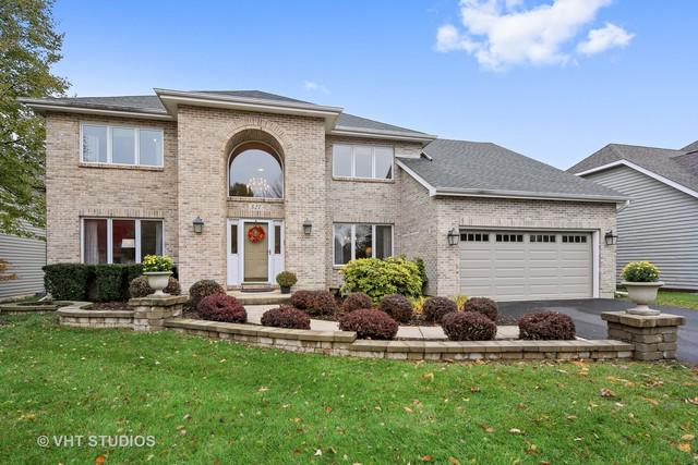 527 Rock Spring Court, Naperville, IL 60565 (MLS #10122176) :: The Wexler Group at Keller Williams Preferred Realty