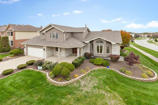 3707 Village Drive, Hazel Crest, IL 60429 (MLS #10122289) :: Ani Real Estate