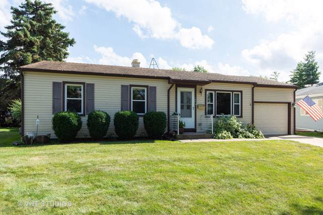 195 Mohawk Trail, Buffalo Grove, IL 60089 (MLS #10122335) :: The Wexler Group at Keller Williams Preferred Realty