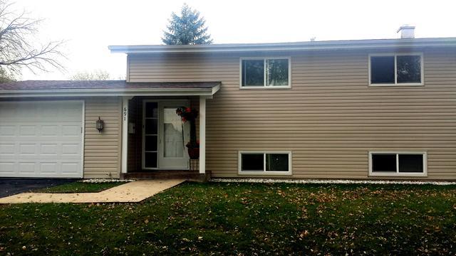 691 Saint Marys Parkway, Buffalo Grove, IL 60089 (MLS #10122350) :: Baz Realty Network | Keller Williams Preferred Realty