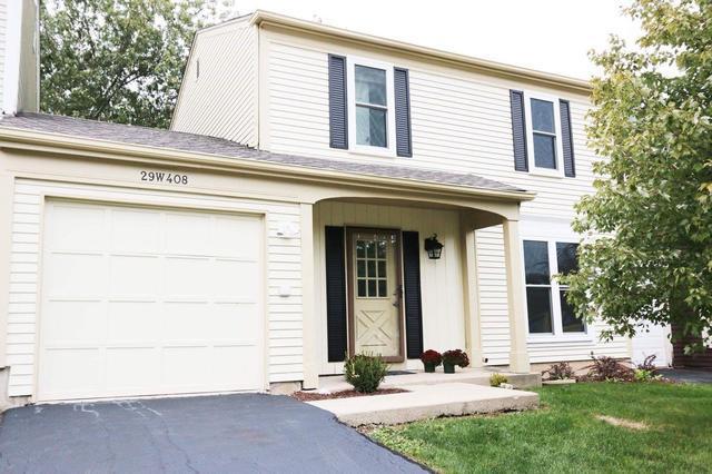 29W408 Tanglewood Lane, Warrenville, IL 60555 (MLS #10122363) :: Domain Realty