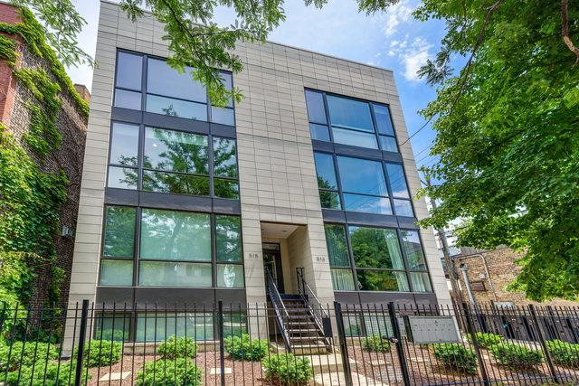 515 N Claremont Avenue 2N, Chicago, IL 60612 (MLS #10122447) :: Domain Realty