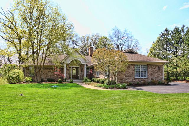 12 Woodview Lane, Inverness, IL 60067 (MLS #10122537) :: Leigh Marcus | @properties