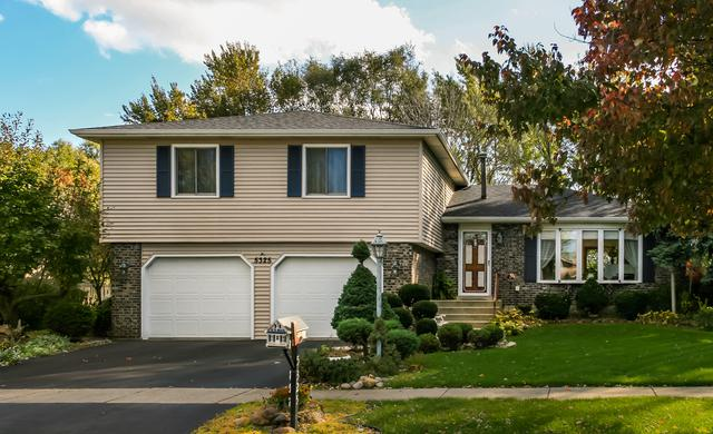 5325 Imperial Drive, Richton Park, IL 60471 (MLS #10122759) :: Ani Real Estate