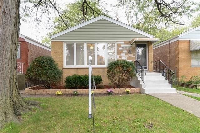 12428 S Honore Street, Calumet Park, IL 60827 (MLS #10122803) :: The Dena Furlow Team - Keller Williams Realty