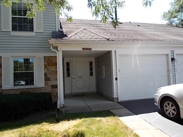 1116 Auburn Lane #1116, Buffalo Grove, IL 60089 (MLS #10122853) :: Baz Realty Network | Keller Williams Preferred Realty
