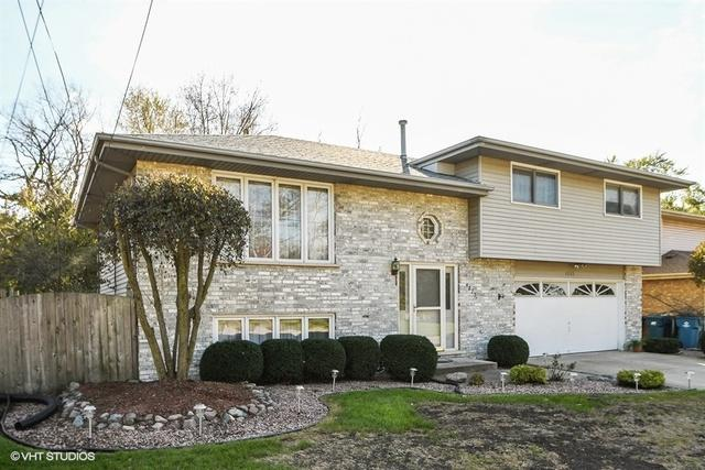 4225 142nd Street, Crestwood, IL 60418 (MLS #10122948) :: Leigh Marcus | @properties
