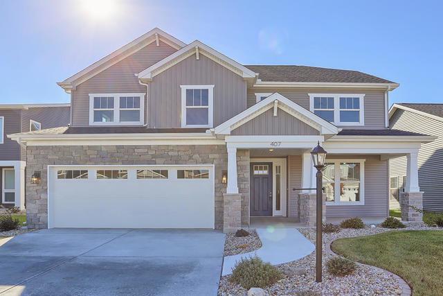 407 Doisy Lane, Champaign, IL 61822 (MLS #10123058) :: Ryan Dallas Real Estate