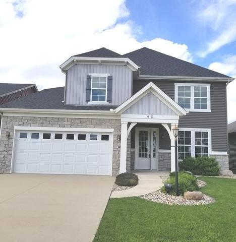 410 Doisy Lane, Champaign, IL 61822 (MLS #10123061) :: Ryan Dallas Real Estate