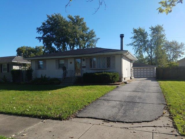 1925 N Rensselaer Street, Griffith, IN 46319 (MLS #10123158) :: Leigh Marcus | @properties