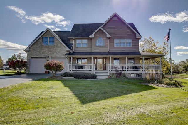 2509 Fox Bluff Lane, Spring Grove, IL 60081 (MLS #10123411) :: Domain Realty