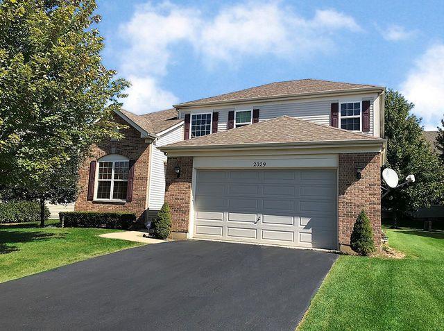 2029 Cabrillo Lane, Hoffman Estates, IL 60192 (MLS #10123612) :: Baz Realty Network | Keller Williams Preferred Realty