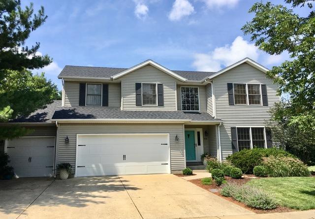 408 Aster Drive, Savoy, IL 61874 (MLS #10123662) :: Ryan Dallas Real Estate