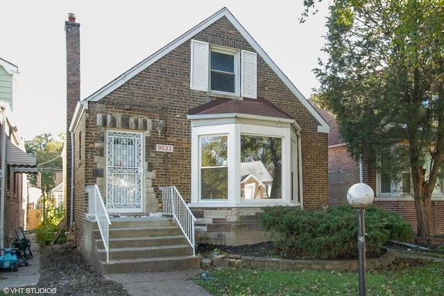 9533 S University Avenue, Chicago, IL 60628 (MLS #10123722) :: Ani Real Estate