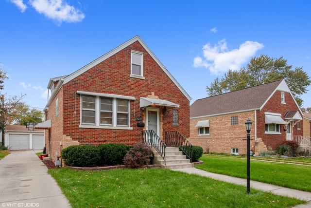 2422 S 2nd Avenue, North Riverside, IL 60546 (MLS #10124222) :: Domain Realty
