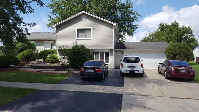 224 Pheasant Road, Matteson, IL 60443 (MLS #10124385) :: Ani Real Estate