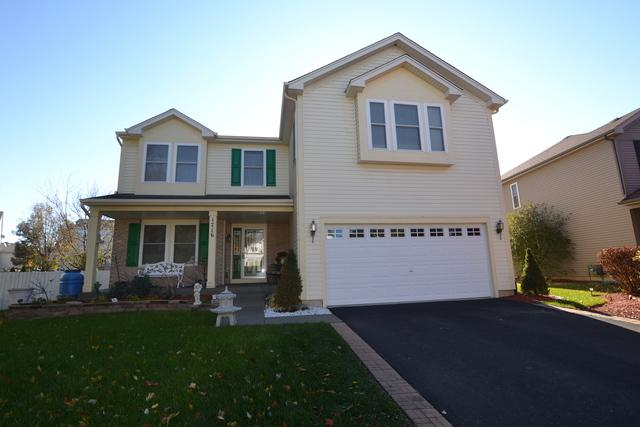 1716 Ivy Lane, Montgomery, IL 60538 (MLS #10124445) :: Baz Realty Network | Keller Williams Preferred Realty