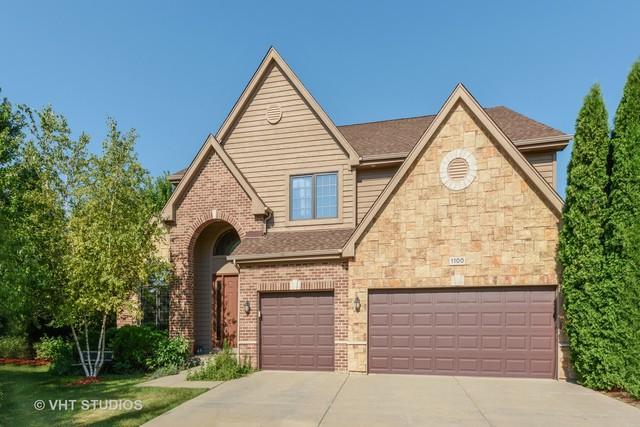1100 Old Barn Road, Buffalo Grove, IL 60089 (MLS #10124875) :: Ani Real Estate