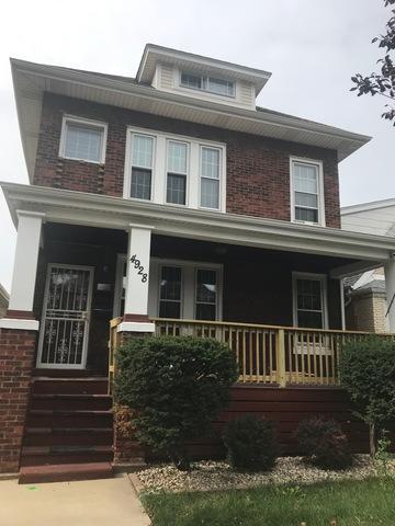 4928 S Tripp Avenue, Chicago, IL 60632 (MLS #10124918) :: Ani Real Estate
