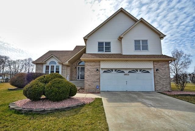 18612 Michael Drive, Hazel Crest, IL 60429 (MLS #10125015) :: Ani Real Estate