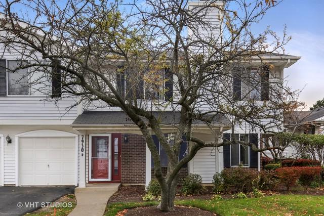 7950 Knottingham Circle D, Darien, IL 60561 (MLS #10125106) :: Baz Realty Network | Keller Williams Preferred Realty