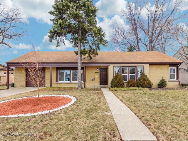 8122 W Charmaine Road, Norridge, IL 60706 (MLS #10125403) :: Ani Real Estate