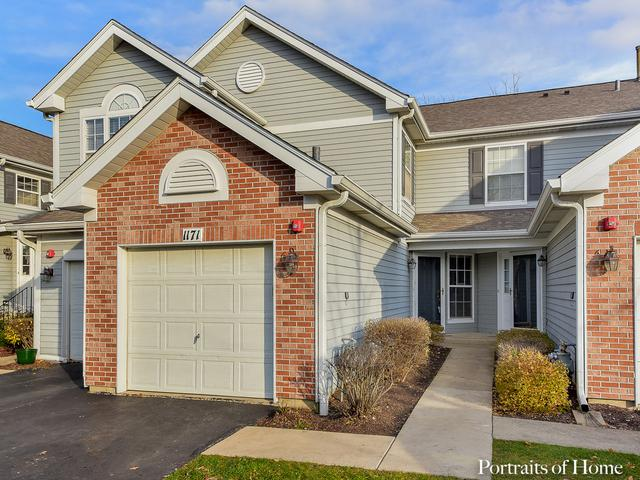 1171 Harbor Court, Glendale Heights, IL 60139 (MLS #10125508) :: Ani Real Estate