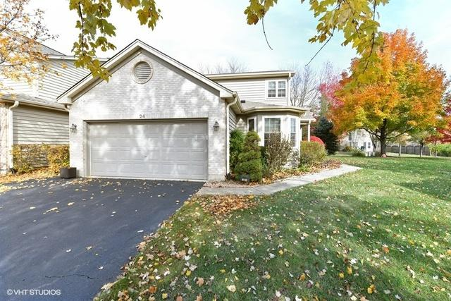 24 Townsend Circle, Naperville, IL 60565 (MLS #10125882) :: Domain Realty