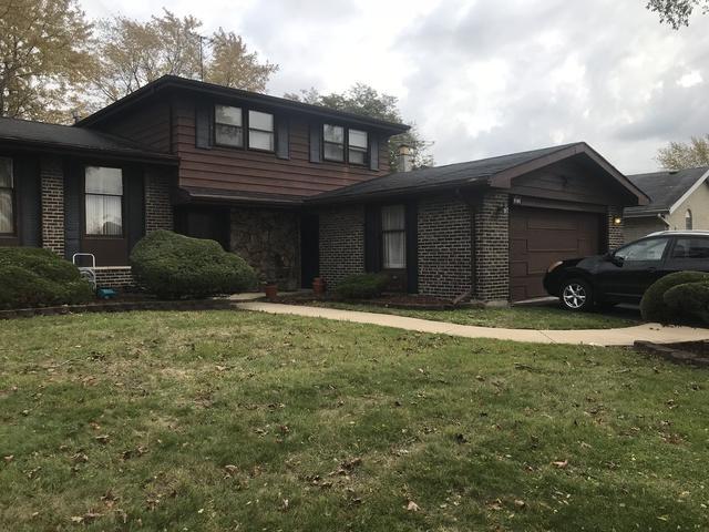 327 S Dorchester Avenue, Glenwood, IL 60425 (MLS #10125909) :: Domain Realty