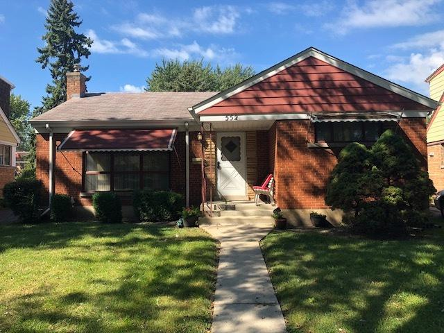 552 N Irving Avenue, Hillside, IL 60162 (MLS #10126108) :: Ani Real Estate