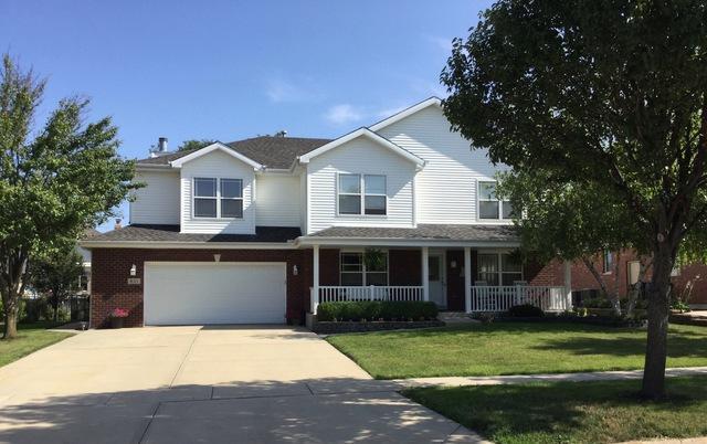 833 Ruthenbeck Lane, New Lenox, IL 60451 (MLS #10126701) :: Domain Realty