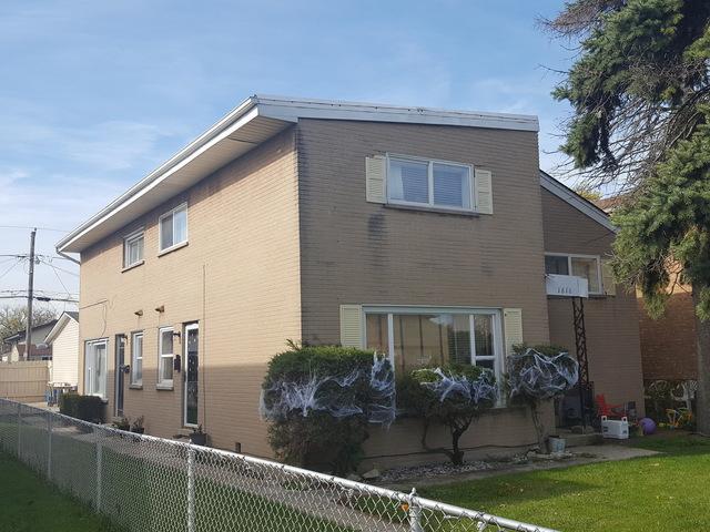 1616 N 43rd Street Rear, Stone Park, IL 60165 (MLS #10127113) :: Domain Realty