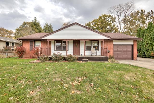 1107 Hickory Lane, MONTICELLO, IL 61856 (MLS #10127301) :: Littlefield Group