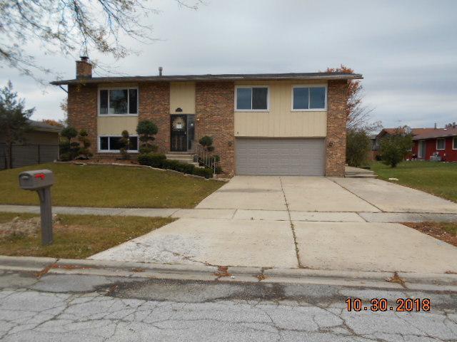 3104 Smoke Tree Court, Hazel Crest, IL 60429 (MLS #10127309) :: Ani Real Estate