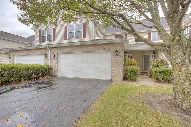 4927 Prairie Rose Drive #35, Roscoe, IL 61073 (MLS #10127311) :: Domain Realty