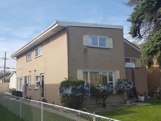 1616 N 43rd Street, Stone Park, IL 60165 (MLS #10127347) :: The Dena Furlow Team - Keller Williams Realty