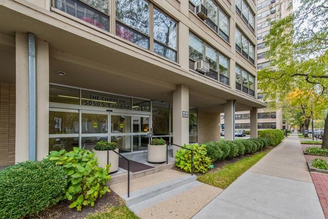 5050 S East End Avenue 9B, Chicago, IL 60615 (MLS #10127528) :: Leigh Marcus   @properties