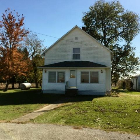 4822 E 2230 North Road, Fithian, IL 61844 (MLS #10127655) :: Domain Realty