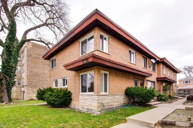 8319 Kilpatrick Avenue A, Skokie, IL 60076 (MLS #10127658) :: The Dena Furlow Team - Keller Williams Realty