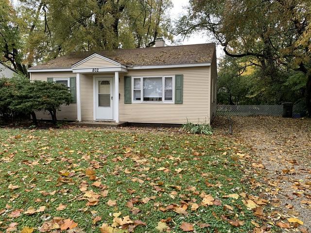 802 E Michigan Avenue, Urbana, IL 61801 (MLS #10127668) :: Littlefield Group