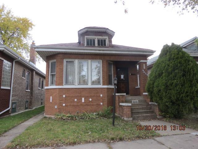 9636 S Greenwood Avenue, Chicago, IL 60628 (MLS #10127888) :: Ani Real Estate